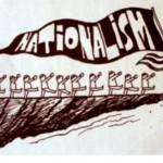 Nationalism cartoon