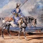 Turk horseman