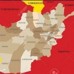 د افغانستان سرحدونه