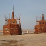 old trawlers