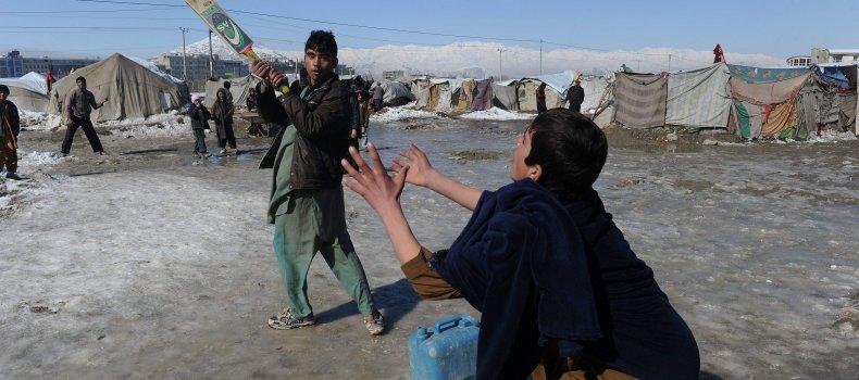 کرکټ او افغانان